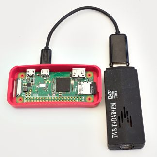 Raspberry Pi and RTL-SDR