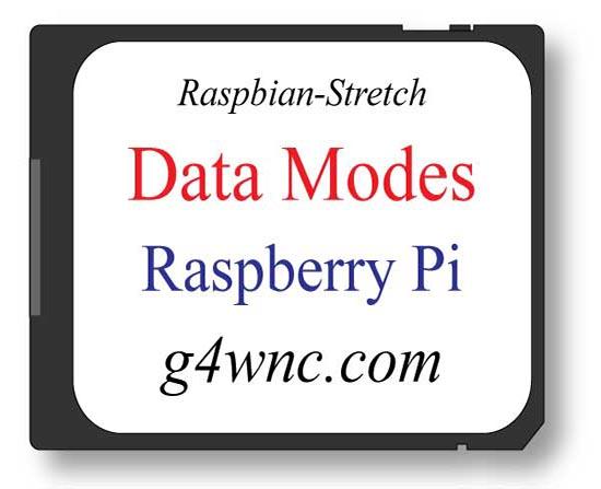 Pi - Data Modes