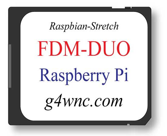 Data Modes for the ELAD FDM-DUO