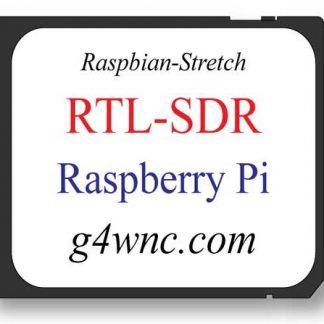 Raspberry Pi RTL Dongle Server